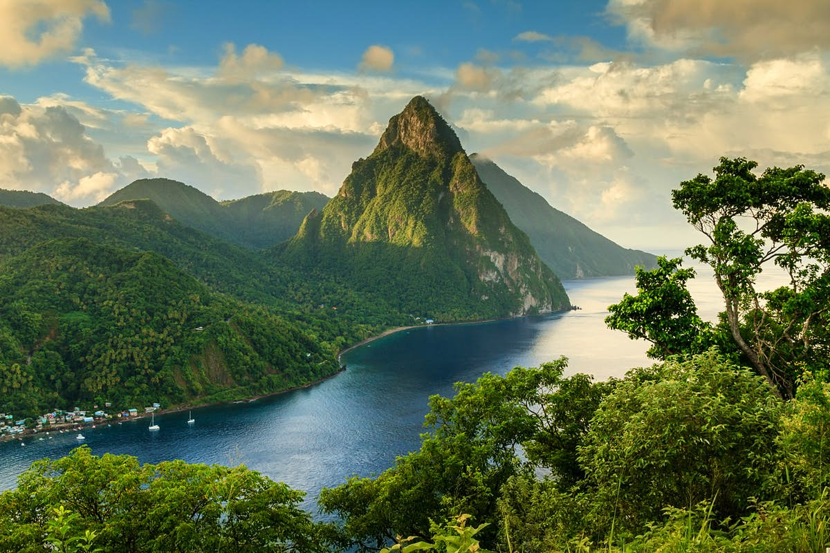 St Lucia wants travelers to make the most of their stay with a six-week trip