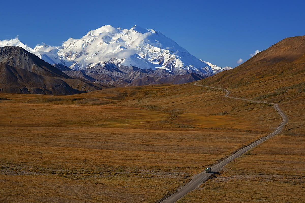 Introducing Alaska's national parks