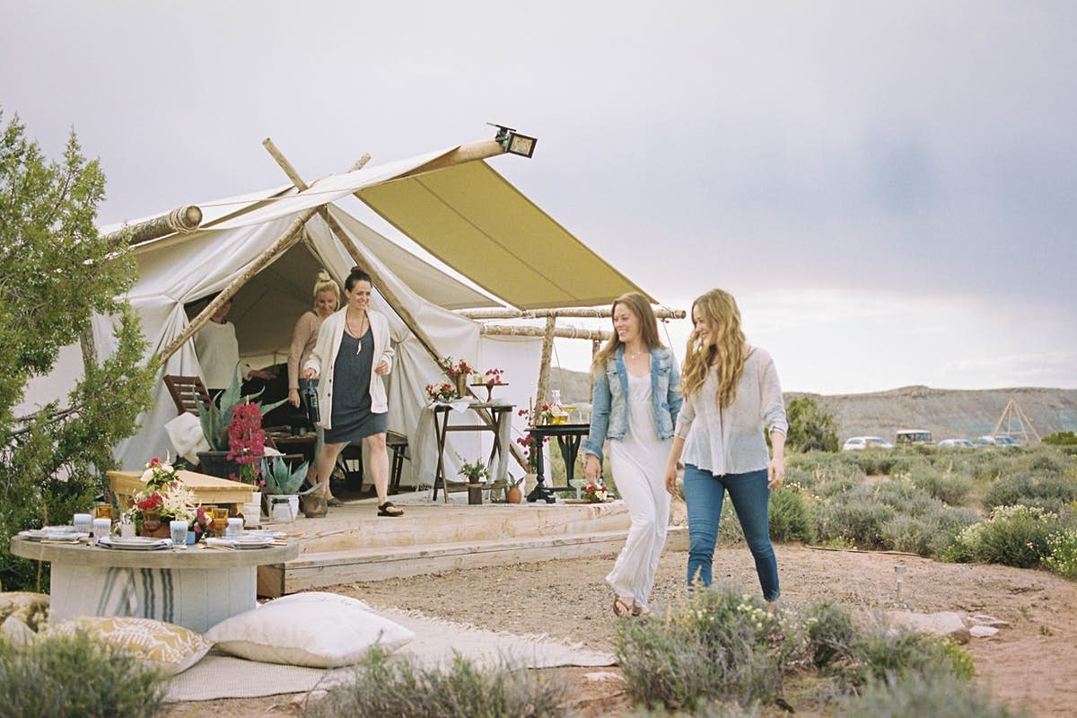 The 10 best glamping locations around US national parks