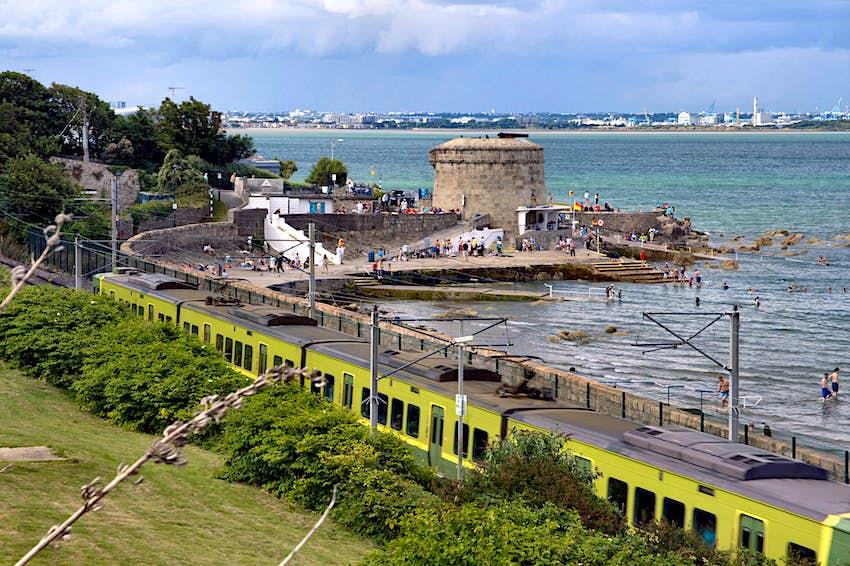 Seapoint Beach, County Dublin