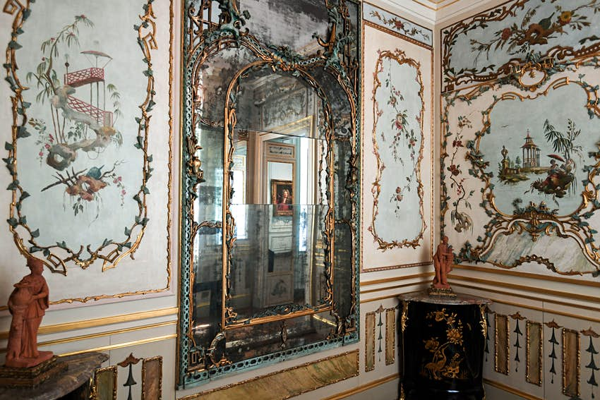 A room of the Carnavalet museum