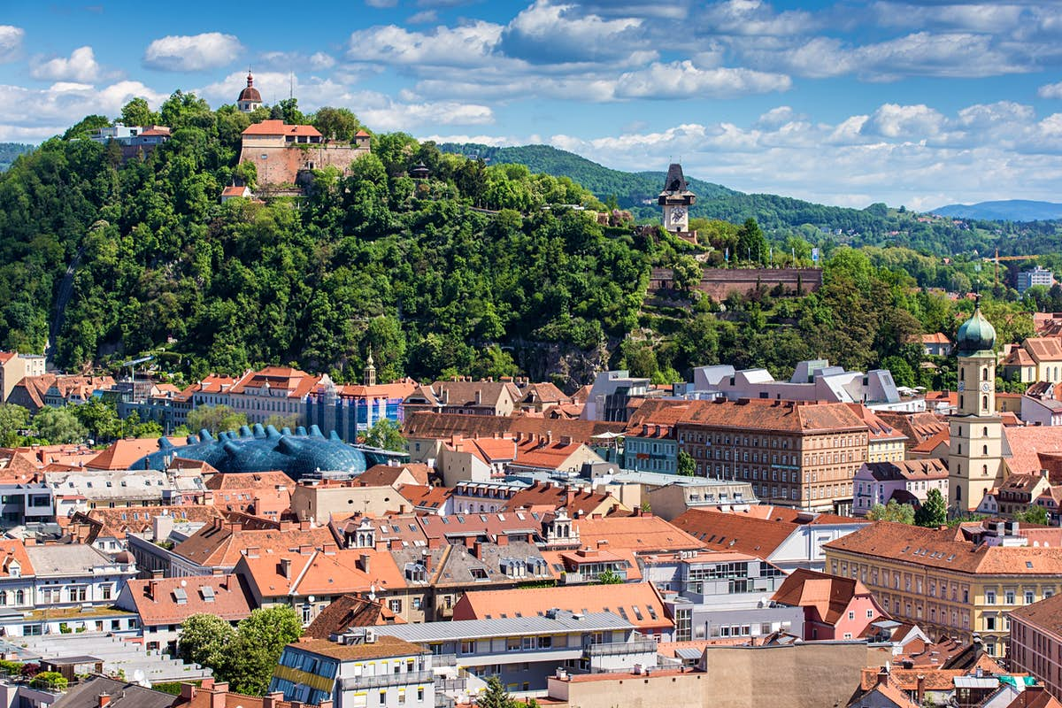 Easygoing Graz is perfect for a heart-stealing Austrian deep dive