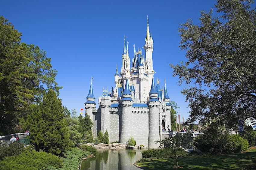 Cinderella Castle at Magic Kingdom in Walt Disney World