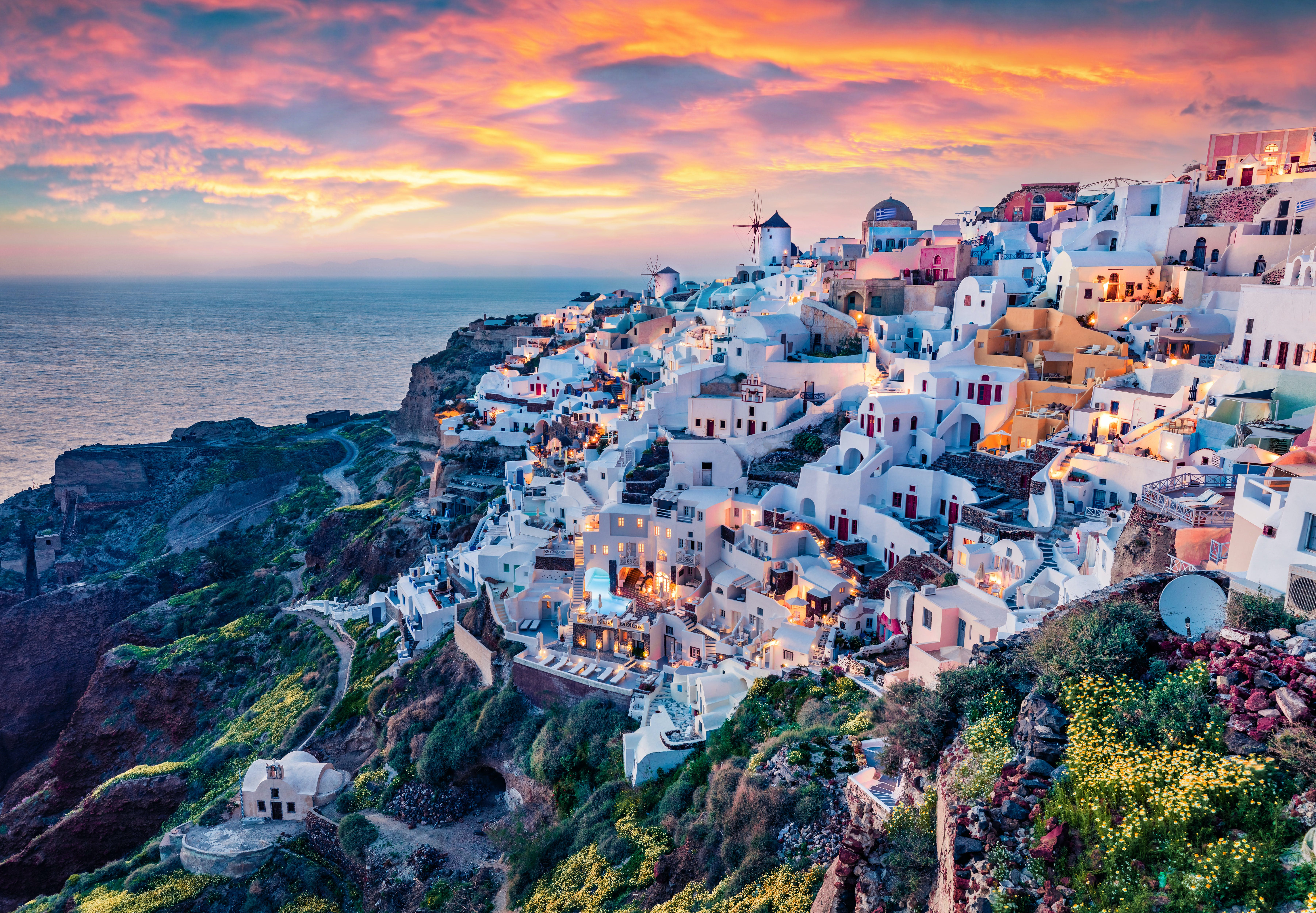 First time Santorini top tips for your first trip to the Greek ...