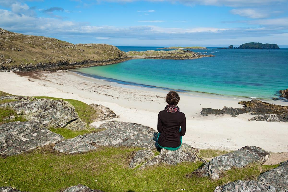 Top 18 beaches in Scotland