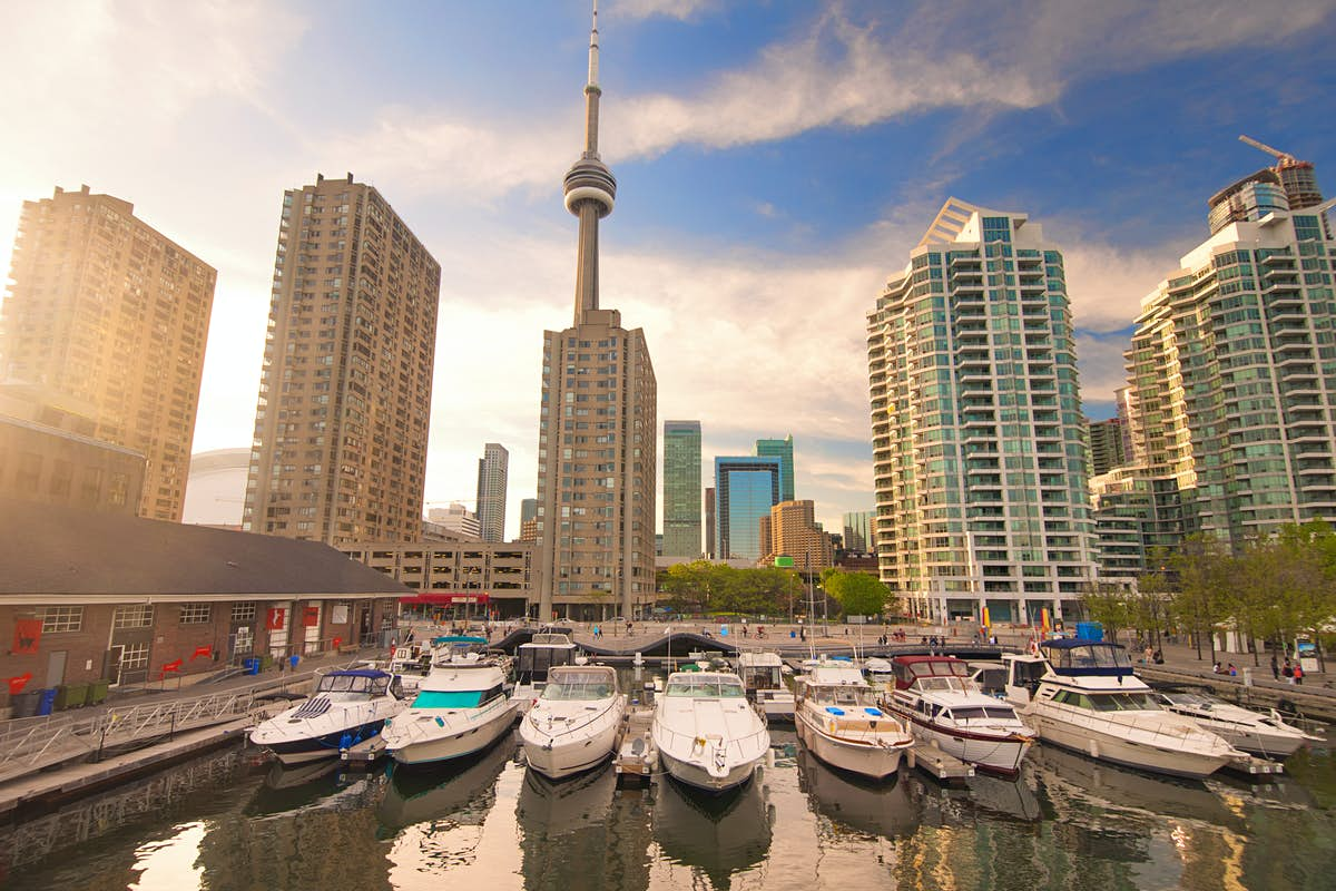 The best time to go to Toronto