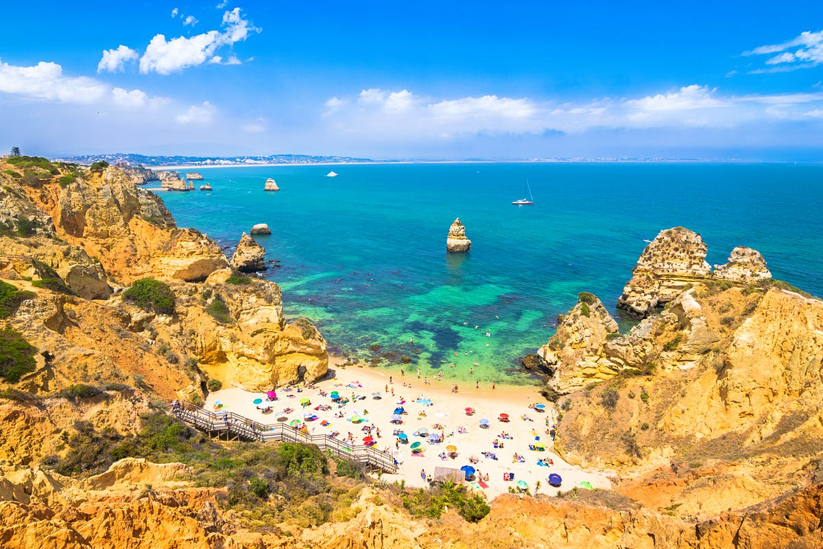 The 10 best beaches in Portugal