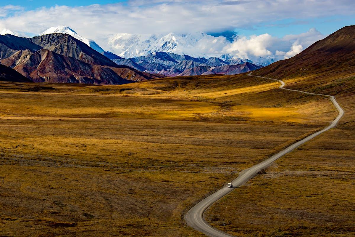 Top 8 road trips in Alaska