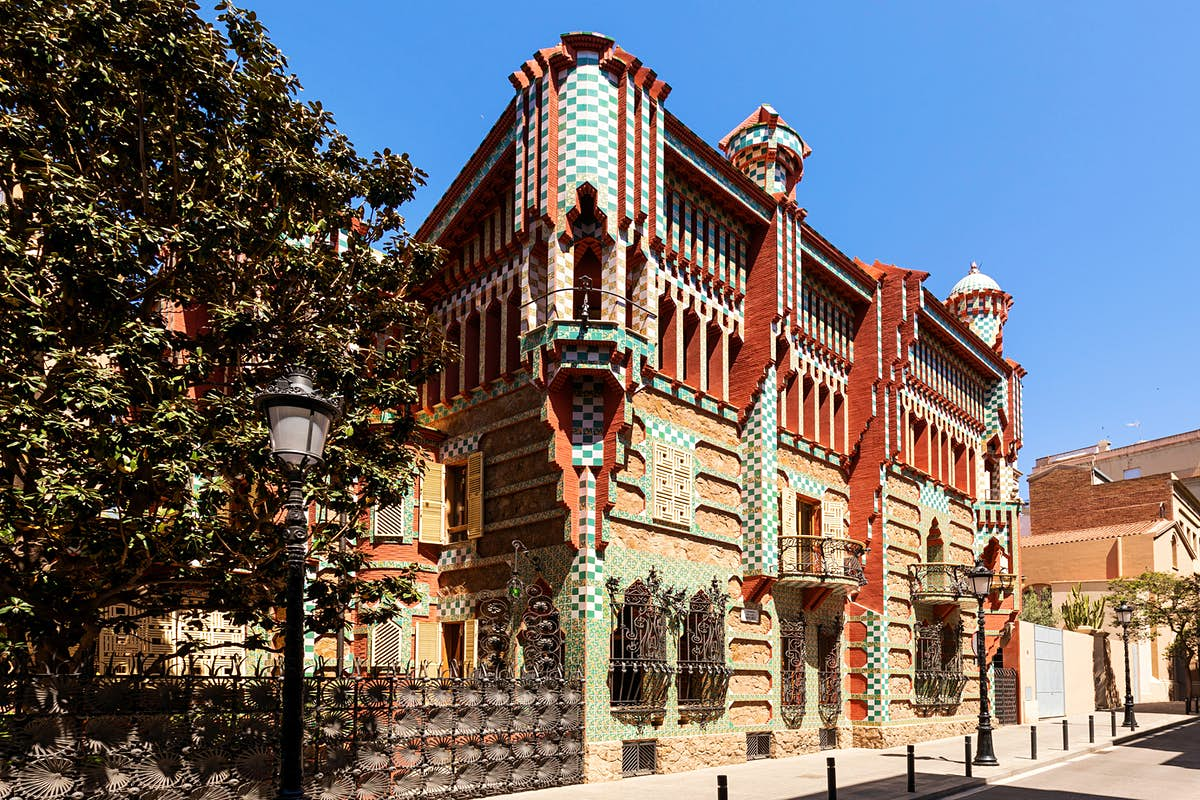 Seize a rare chance to stay in this Gaudí masterpiece in Barcelona - Lonely Planet