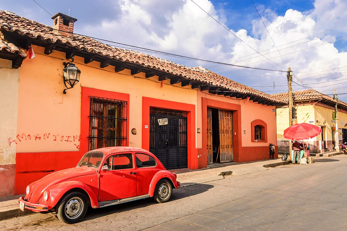 How to get around in Mexico City