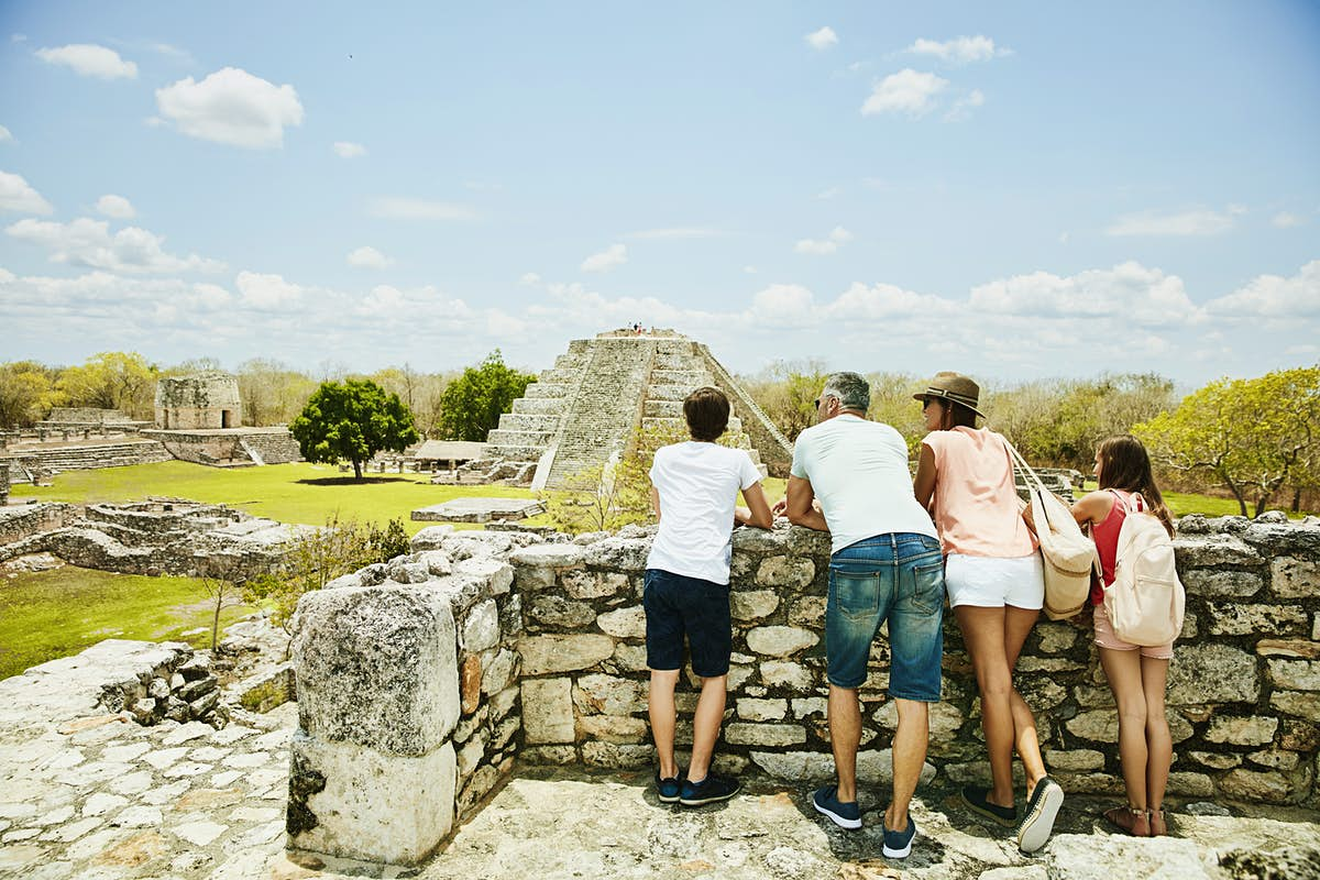 Mexico's family-friendly destinations to explore with kids