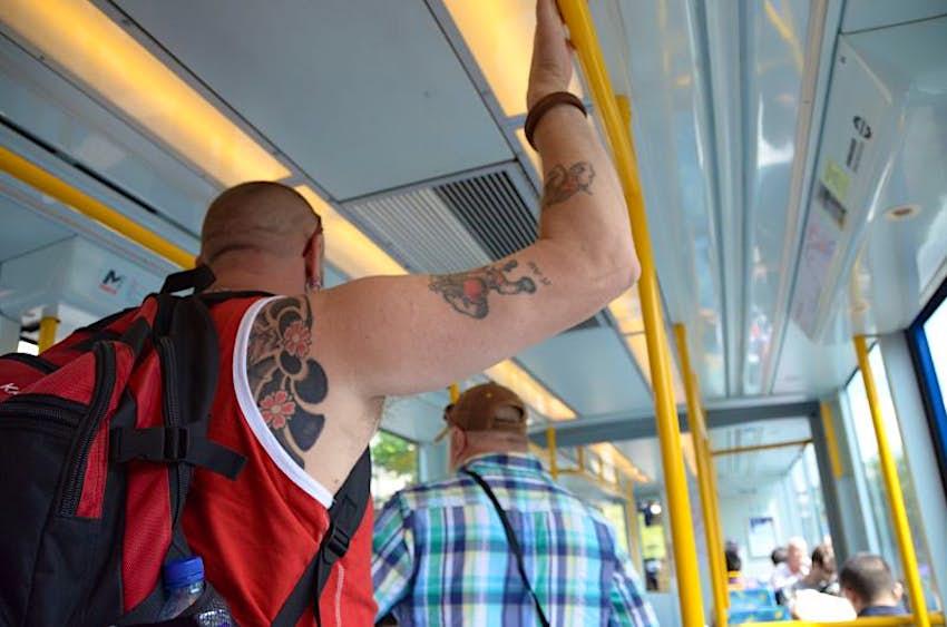 Xe lửa ở Sydney