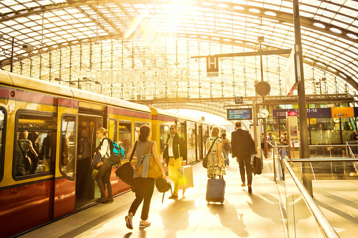 Free Interrail passes are once again up for grabs for young Europeans