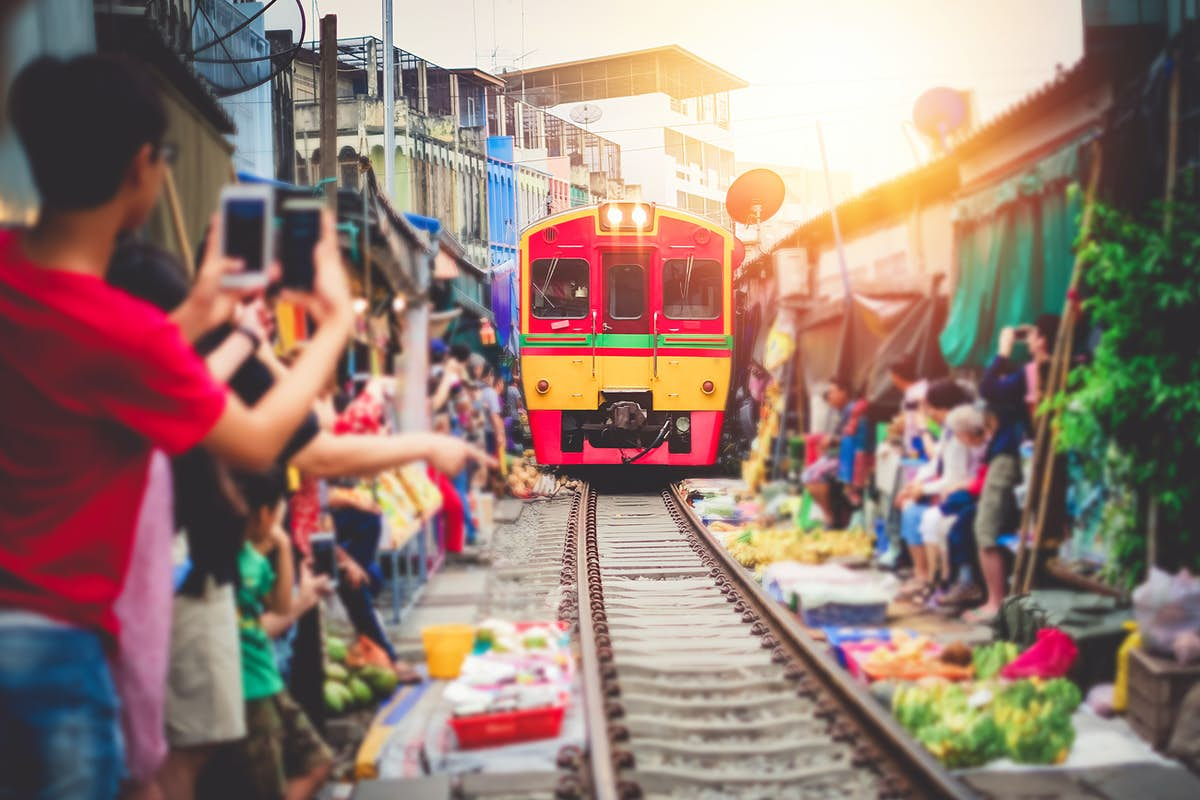 The quickest, easiest and most affordable ways to get around in Thailand