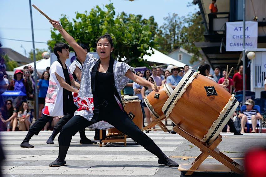 San Jose Obon Festival performance