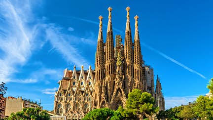 Discover Barcelona's towering achievement