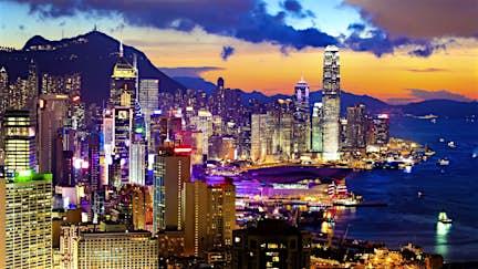My first trip: Hong Kong