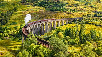 Ask LP: where are Europe's greatest rail journeys?