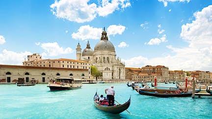 Discover the Venetian Gondola