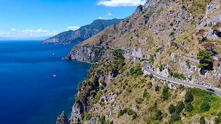 The best road trips in Italy