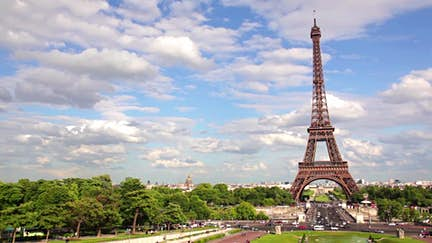 Did you know this about the Eiffel Tower?