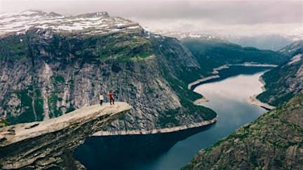 Discover: Norway's Trolltunga