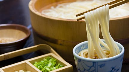 The best of noodles around the world