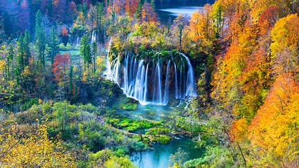 Discover the Plitvice Lakes in Croatia