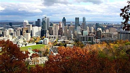 Introducing Montréal & Québec