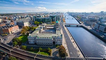 The best of Irish cities