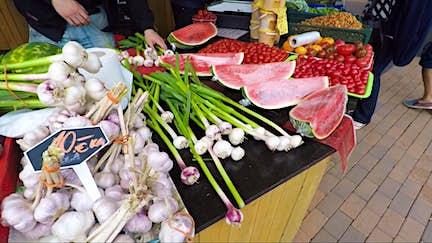 A food tour of Tallinn