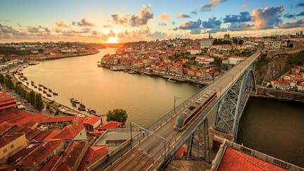Just back from: Porto, Portugal