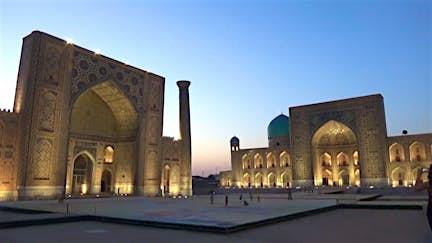 Just back from: Uzbekistan