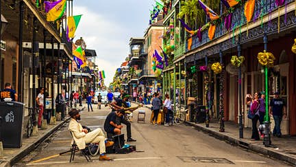 Introducing New Orleans