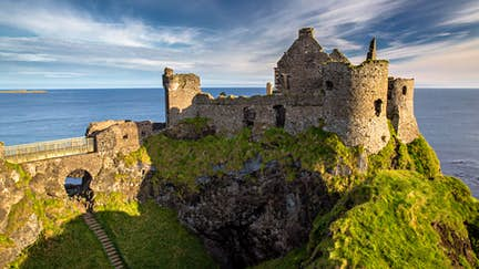 The best of Irish castles