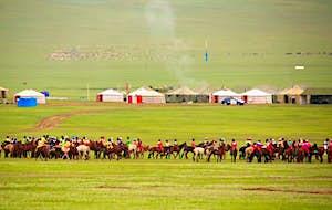 Discover Mongolia's Naadam Festival