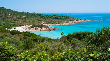 The best of Sardinia's beaches