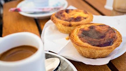 Lisbon's most delicious custard tarts
