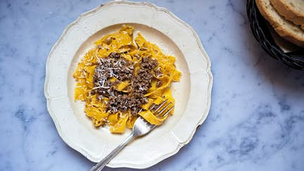 Why you won't find spaghetti bolognese in Bologna