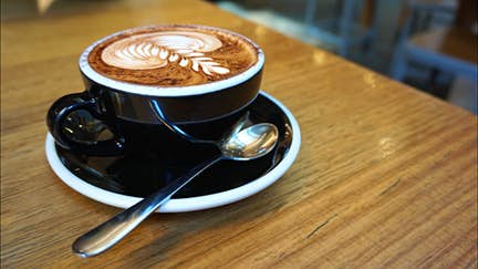 Is Melbourne the home of the world's best coffee?