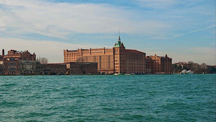 Just back from: Venice, Italy