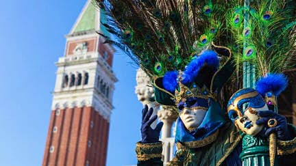 The art of mask-making in Venice