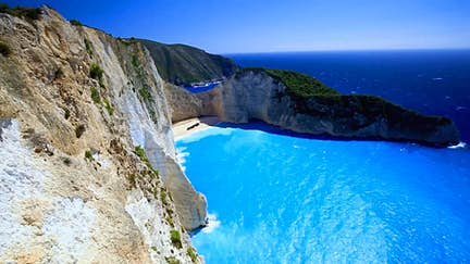 The best beaches on the Ionian Islands