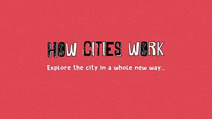 A peek inside How Cities Work