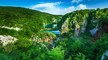 Discover Croatia's national parks