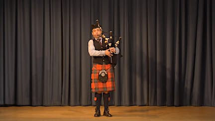Things you didn't know about Scottish bagpipes