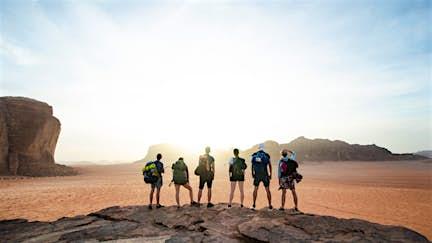 Jordan's awesome new hiking trail