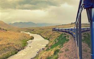 The world's most amazing scenic train journeys