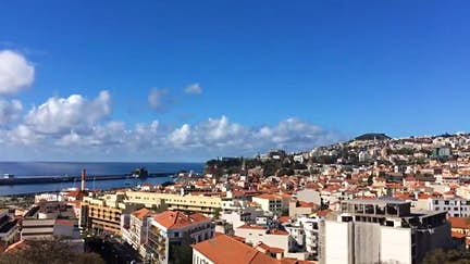 Just back from: Madeira