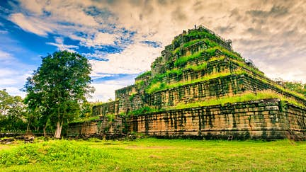 Incredible ruins you've probably never heard of